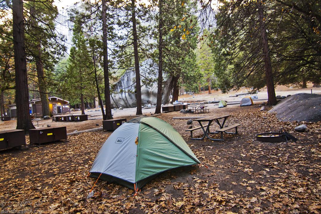 Yosemite Camping - November 15-17, 2011 ‹ Aloha From 808