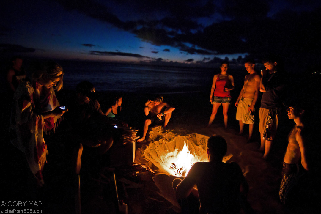 Fun Beach Bonfire Party | www.imgkid.com - The Image Kid ...