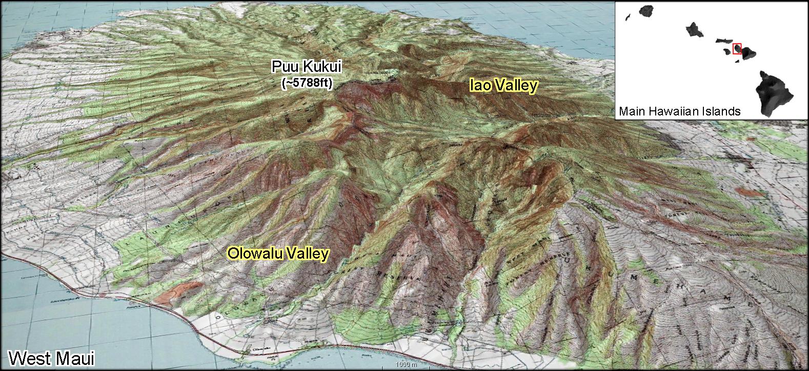 Olowalu to Iao, West Maui (Pt. 1/3) – May 2012 ‹ Aloha ... Wailuku
